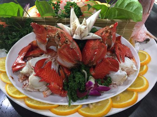 北投龜山島海鮮料理