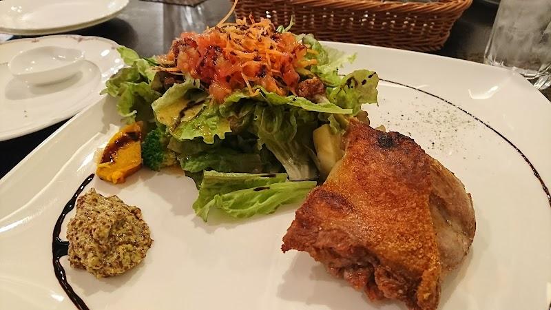 緑のレストラン ルヴェール