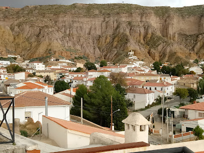 Centro de Interpretacion del Megalitismo de Gorafe