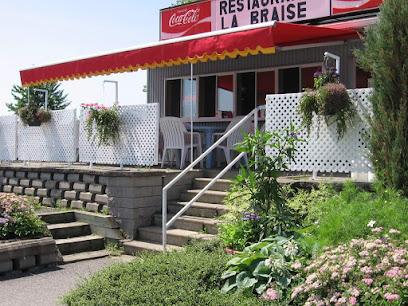 Restaurant La Braise Enr