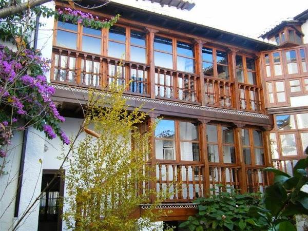Casa del Aljarife BB Hostal Pension S. XVII