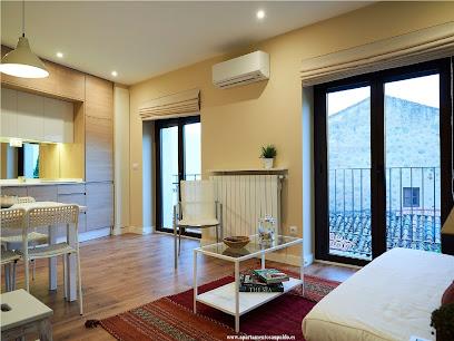 Apartamentos San Pablo 1 ¿Dónde Dormir en Cáceres?