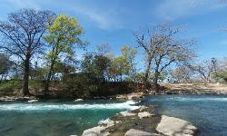 Rio Vista River Dam