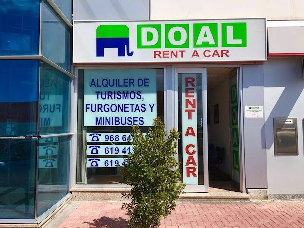 DOAL Rent a Car Murcia