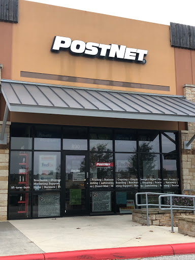 PostNet, 21019 US-281 Ste 830, San Antonio, TX 78258, Print Shop