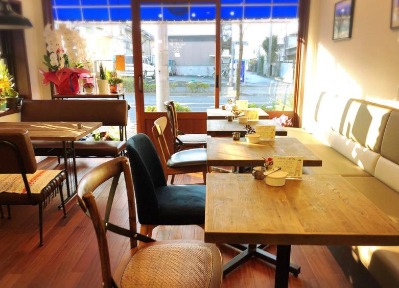 カフェ&ギャラリー 広洋舎