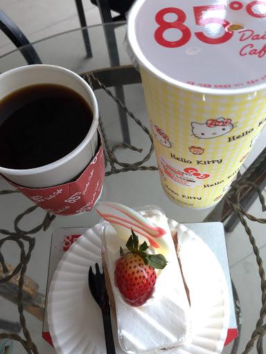 85度C咖啡蛋糕飲料麵包-高雄林園店