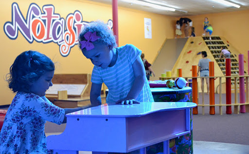 Notasium: Cary Music Lessons and Play Space