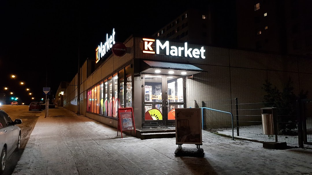 K-Market Vartiovuori
