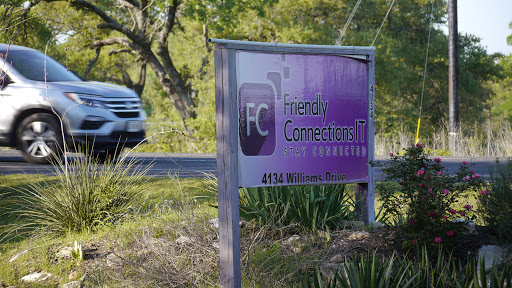 Computer Repair Service «Friendly Connections IT», reviews and photos, 4134 Williams Dr, Georgetown, TX 78628, USA