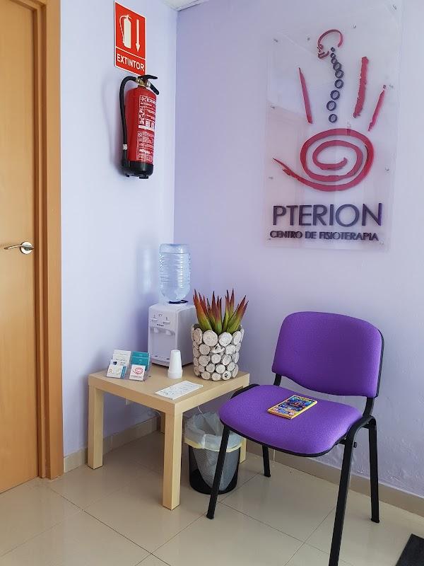 Centro de Fisioterapia PTERION