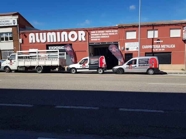 ALUMINOR. Carpintería de Aluminio y PVC