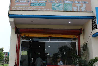 A Samrat Sanitary Store – Tiles,Sanitary,Bath Fitting in RampurRampur