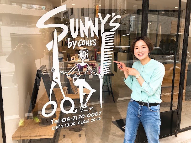 柏 美容室サニーズ SUNNY'S by CONKS