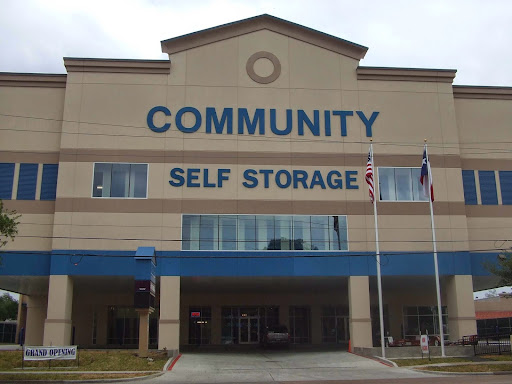 Community Self Storage, 2101 S Voss Rd, Houston, TX 77057, Self-Storage Facility