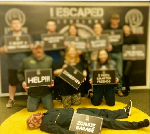 Tourist Attraction «Ultimate Escape Challenge», reviews and photos, 3301 E Royalton Rd, Broadview Heights, OH 44147, USA