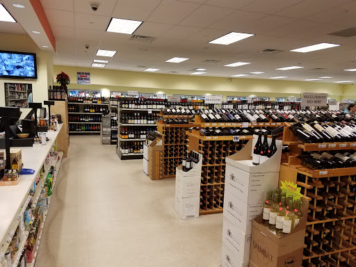 Liquor Store «Westford Wine & Spirits», reviews and photos, 9 Cornerstone Square, Westford, MA 01886, USA