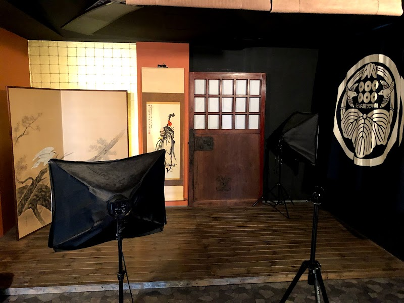 Samurai Armor Photo Studio