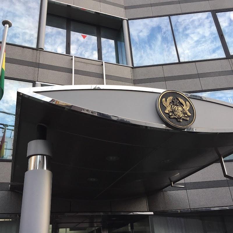 大使 館 ガーナ