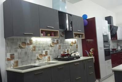 Hindware Modular Kitchen, Appliances & Furniture Showroom