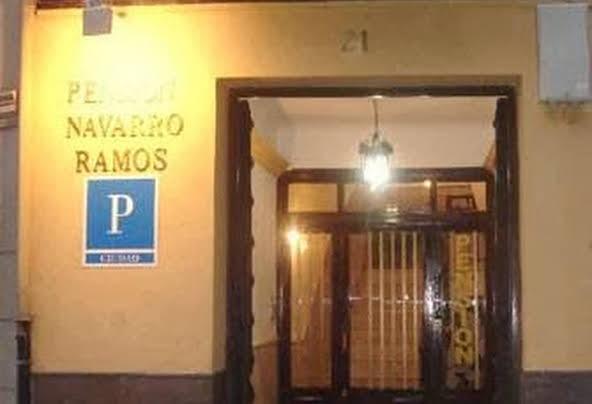 Pensión Navarro Ramos
