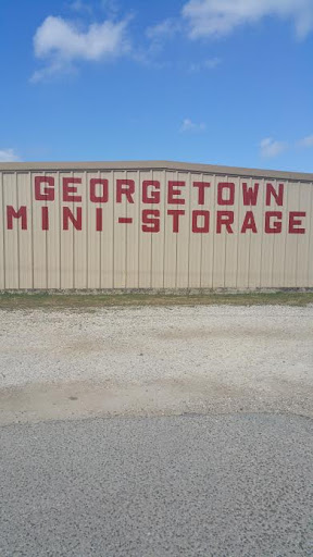 Self-Storage Facility «Georgetown Mini Storage», reviews and photos