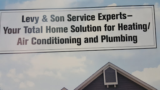 HVAC Contractor «Levy & Son, A Service Experts Company», reviews and photos