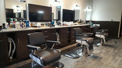 Bellevue Barber shop