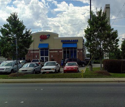 AAA - Fayetteville, 5321 Red Tip Rd, Fayetteville, NC 28314, Insurance Agency