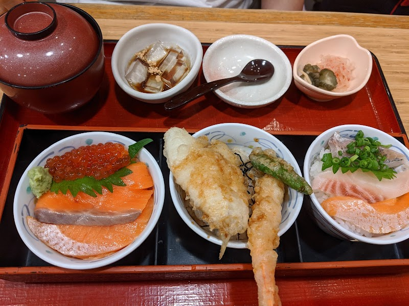 築地食堂源ちゃん イオンモール高崎店