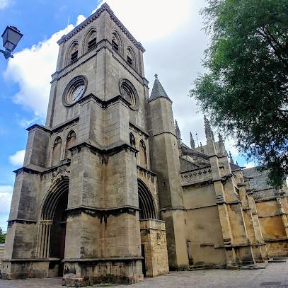Basilique Sainte-Trinité de Cherbourg