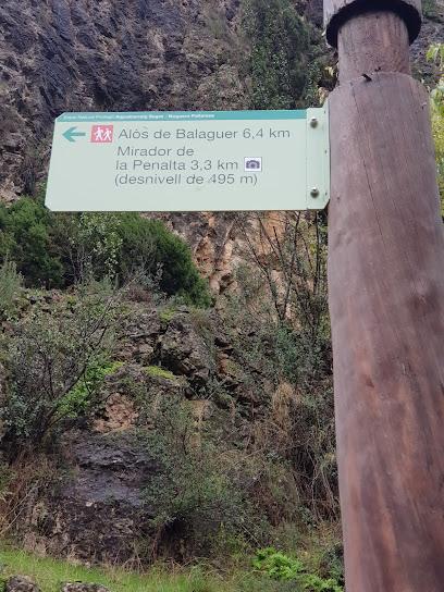 Aiguabarreig Segre-Noguera Pallaresa