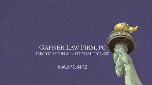 Immigration Attorney «Gafner Law Firm», reviews and photos