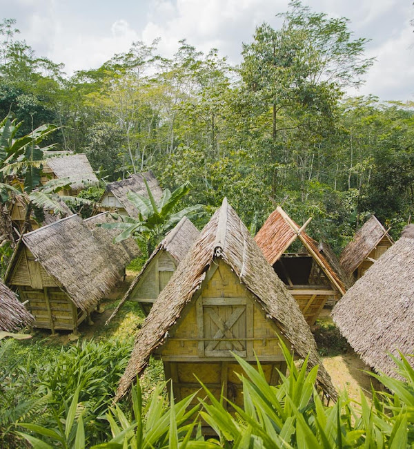 Desa Wisata Suku Baduy