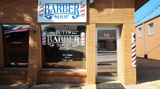 Butts Barber Shop