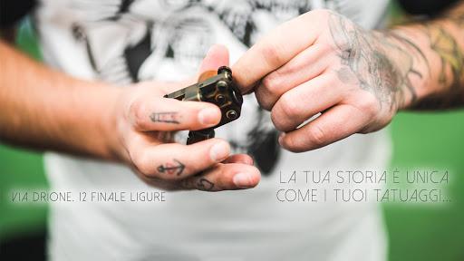 Hold Fast Tattoo