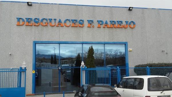 Desguaces Parejo S.L.