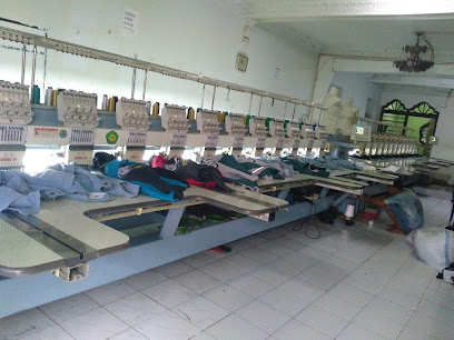 Gadjah bordir - Surabaya