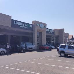 Botha & Deysel Motors Boksburg (PTY)LTD