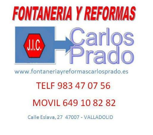 Fontanería y Reformas Carlos Prado