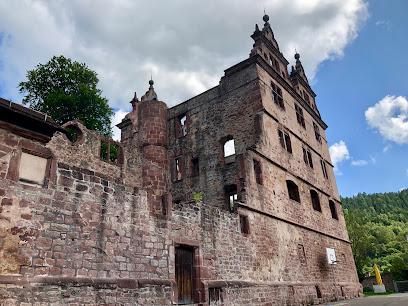 Klosterruine Hirsau