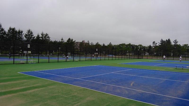 稲積公園テニスコート