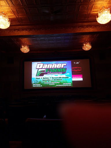 Movie Theater «New Strand Theatre», reviews and photos, 111 E 3rd St, West Liberty, IA 52776, USA