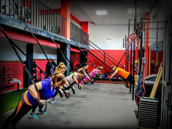 C.D. Gym Motivation Spain
