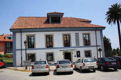 Centro de esculturas de Candás, museo Antón