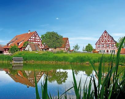 Franconian Open Air Museum Bad Windsheim
