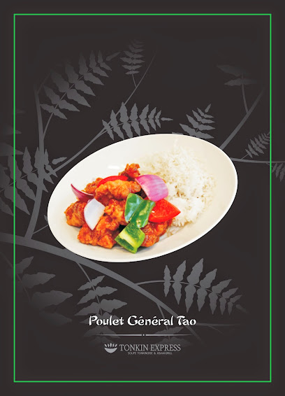 Tonkin Express - Restaurant vietnamien et asiatique