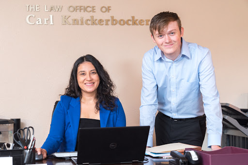 Personal Injury Attorney «The Law Office of Carl Knickerbocker, P.C.», reviews and photos