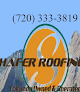 Schafer Roofing Inc. logo