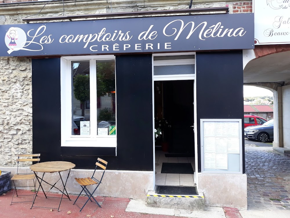 photo du resaurant Les Comptoirs De Melina
